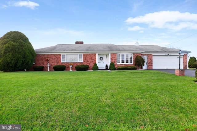 9508 Downsville Pike, WILLIAMSPORT, MD 21795 (#MDWA169166) :: Bob Lucido Team of Keller Williams Integrity