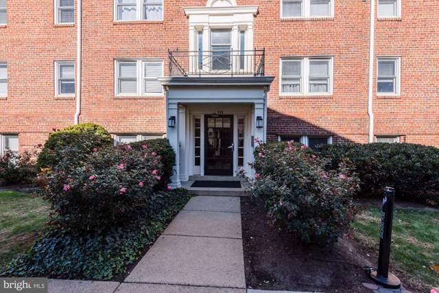 718 S Washington Street #104, ALEXANDRIA, VA 22314 (#VAAX241534) :: Coleman & Associates