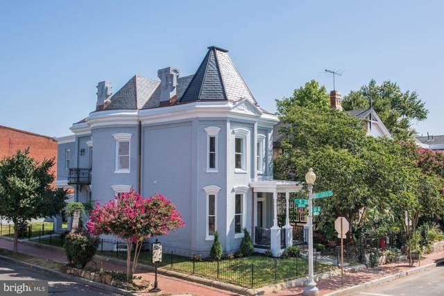 419 U Street NW, WASHINGTON, DC 20001 (#DCDC450314) :: Viva the Life Properties