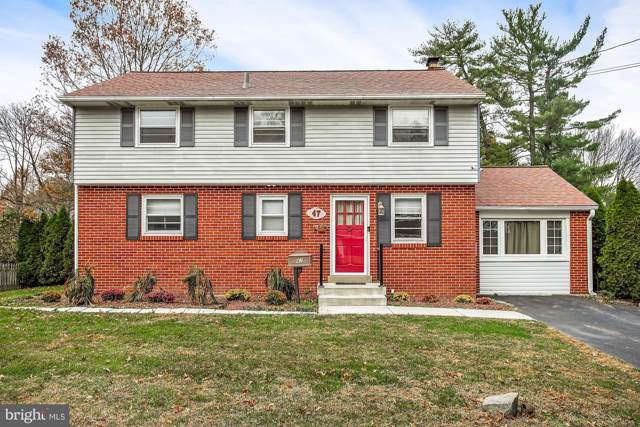 47 N Whitehall Road, NORRISTOWN, PA 19403 (#PAMC631560) :: ExecuHome Realty