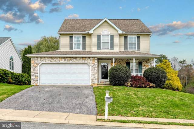 624 Bartlett Drive, DALLASTOWN, PA 17313 (#PAYK128704) :: Keller Williams of Central PA East