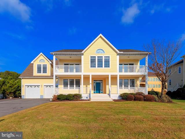 18 White Oak Road, REHOBOTH BEACH, DE 19971 (#DESU151594) :: CoastLine Realty
