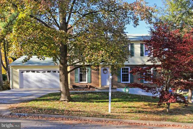 9924 Manet Road, BURKE, VA 22015 (#VAFX1099810) :: The Maryland Group of Long & Foster