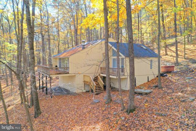 213 Woodpecker Drive, BERKELEY SPRINGS, WV 25411 (#WVMO116260) :: AJ Team Realty