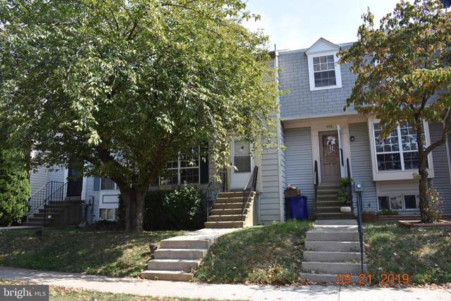 404 Megan Court, FREDERICK, MD 21701 (#MDFR256642) :: The Maryland Group of Long & Foster