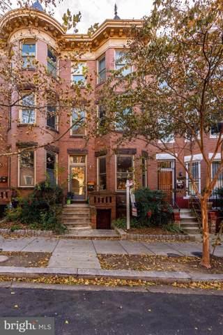 1720 Newton Street NW A, WASHINGTON, DC 20010 (#DCDC450360) :: The Licata Group/Keller Williams Realty