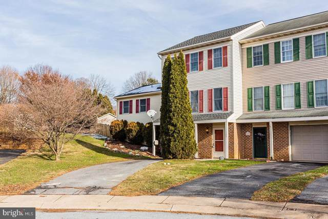 125 Townhouse Lane, LANCASTER, PA 17603 (#PALA143606) :: Viva the Life Properties