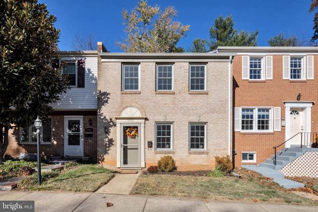 230 Gold Kettle Drive, GAITHERSBURG, MD 20878 (#MDMC687364) :: The Maryland Group of Long & Foster