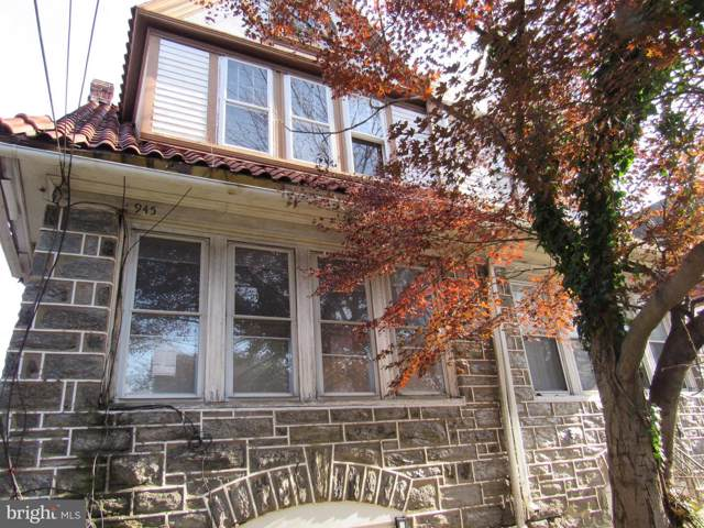 945 Church Lane, LANSDOWNE, PA 19050 (#PADE504560) :: ExecuHome Realty