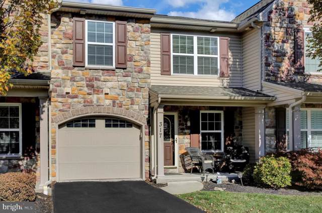 317 Weatherstone Drive, NEW CUMBERLAND, PA 17070 (#PAYK128736) :: The Joy Daniels Real Estate Group