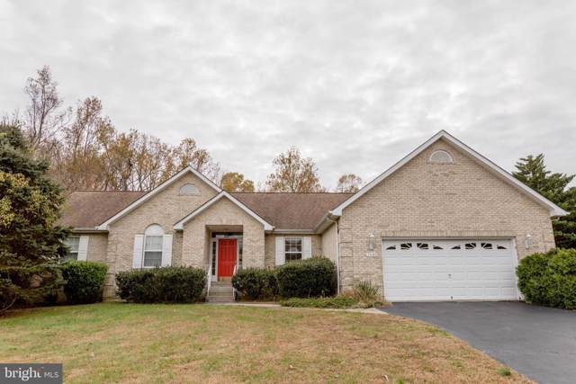 3640 Harlequin Court, HUNTINGTOWN, MD 20639 (#MDCA173340) :: Advance Realty Bel Air, Inc