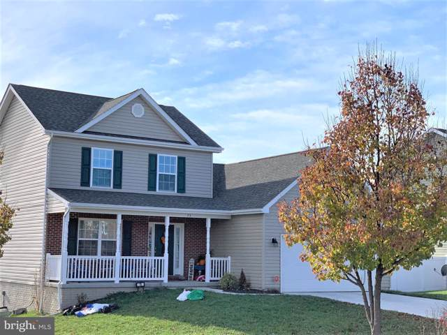 Heritage Hills Drive, MARTINSBURG, WV 25405 (#WVBE172898) :: The Vashist Group