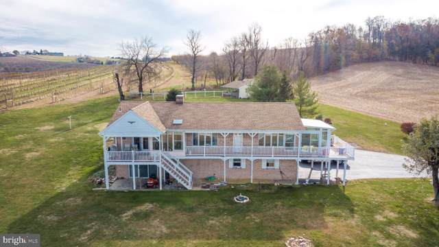 1417 Smeltzer Road, SEVEN VALLEYS, PA 17360 (#PAYK128742) :: Keller Williams of Central PA East