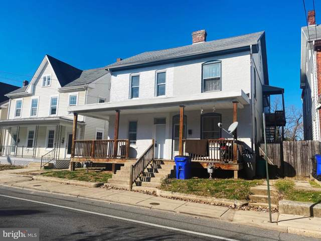 617 N Mulberry Street, HAGERSTOWN, MD 21740 (#MDWA169184) :: Homes to Heart Group