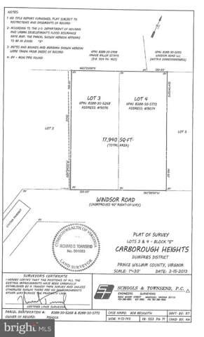 19076 Windsor Road, TRIANGLE, VA 22172 (#VAPW482946) :: Cristina Dougherty & Associates