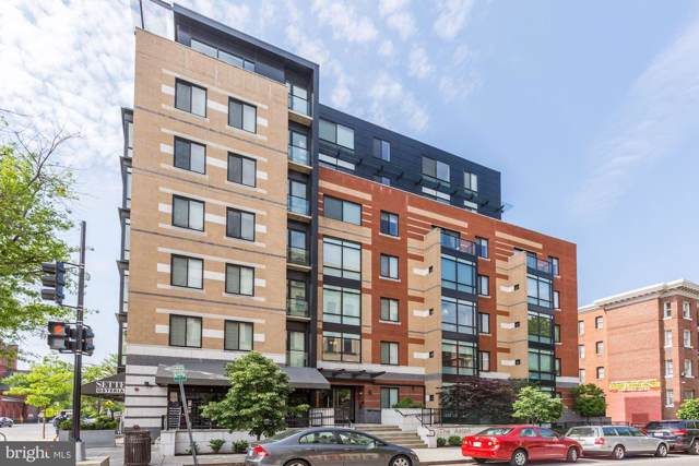 1634 14TH Street NW #604, WASHINGTON, DC 20009 (#DCDC450402) :: Homes to Heart Group