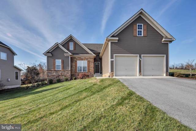 711 Masters Drive, CROSS JUNCTION, VA 22625 (#VAFV154290) :: Gail Nyman Group