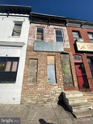 1821 Pennsylvania Avenue, BALTIMORE, MD 21217 (#MDBA491932) :: The Licata Group/Keller Williams Realty