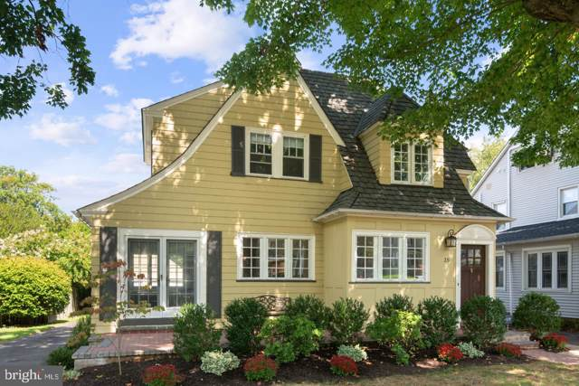 35 Treaty Elm Lane, HADDONFIELD, NJ 08033 (MLS #NJCD381346) :: The Dekanski Home Selling Team