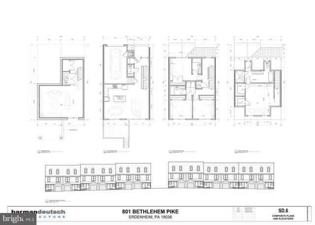 801 Bethlehem Pike, GLENSIDE, PA 19038 (#PAMC631646) :: Dougherty Group