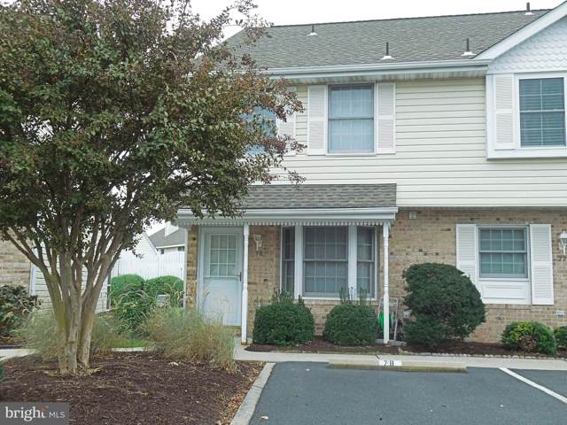 12626 Sunset Avenue 78K2, OCEAN CITY, MD 21842 (#MDWO110514) :: The Allison Stine Team