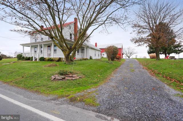 166 Newville Road, NEWBURG, PA 17240 (#PACB119438) :: Liz Hamberger Real Estate Team of KW Keystone Realty