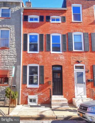 303 S Exeter Street, BALTIMORE, MD 21202 (#MDBA491948) :: Keller Williams Pat Hiban Real Estate Group