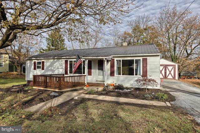 131 Pleasant View Road, HUMMELSTOWN, PA 17036 (#PADA116846) :: The Team Sordelet Realty Group