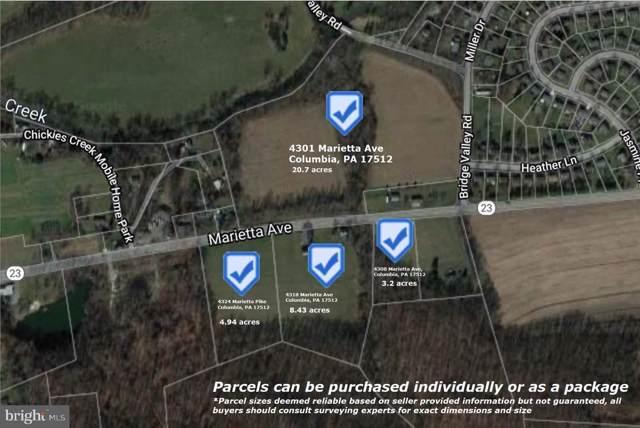 4301 Marietta Avenue, COLUMBIA, PA 17512 (#PALA143654) :: Flinchbaugh & Associates