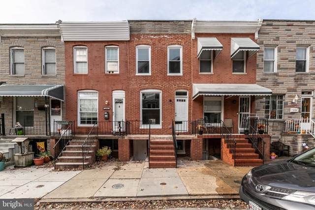 1338 Andre Street, BALTIMORE, MD 21230 (#MDBA491960) :: The Dailey Group