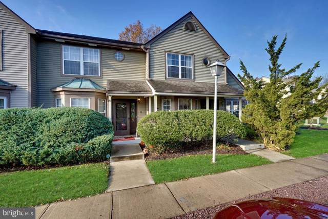 11 Williamson Court, HIGHTSTOWN, NJ 08520 (#NJME288500) :: REMAX Horizons