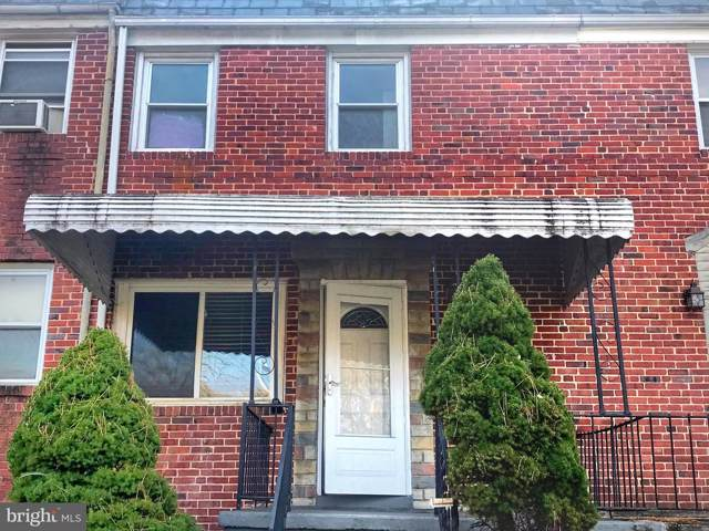 1124 Cooks Lane, BALTIMORE, MD 21229 (#MDBA491976) :: The Vashist Group