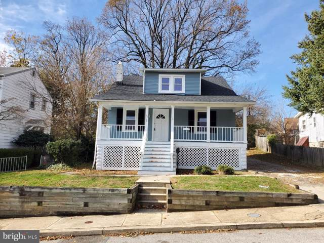 6532 Rosemont Avenue, BALTIMORE, MD 21206 (#MDBA491990) :: Great Falls Great Homes