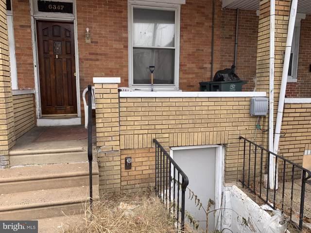 6347 W Girard Avenue, PHILADELPHIA, PA 19151 (#PAPH851370) :: REMAX Horizons