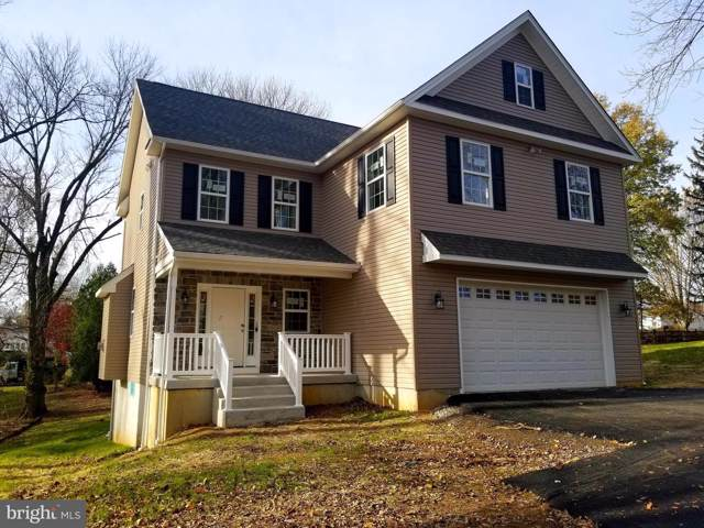 Lot 3 Sickles Lane, ASTON, PA 19014 (#PADE504626) :: The John Kriza Team
