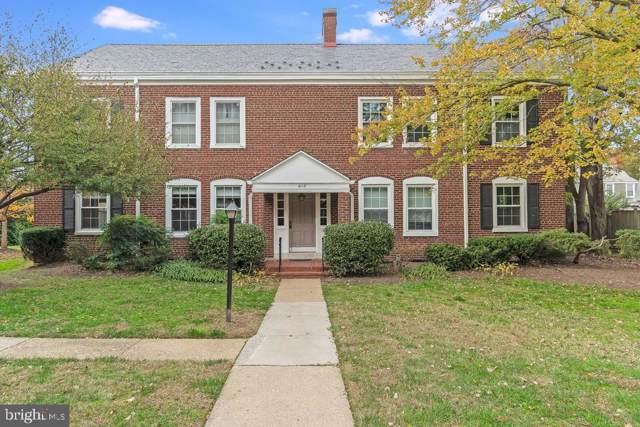 4118 36TH Street S A1, ARLINGTON, VA 22206 (#VAAR156916) :: Jennifer Mack Properties