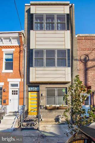 1267 S 21ST Street, PHILADELPHIA, PA 19146 (#PAPH851406) :: Viva the Life Properties