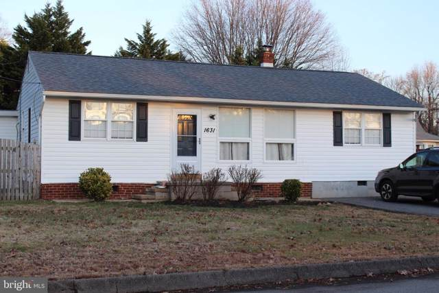 1631 Hilltop Road, EDGEWATER, MD 21037 (#MDAA419142) :: Revol Real Estate