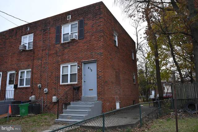 415 Garden Avenue, CAMDEN, NJ 08105 (#NJCD381390) :: John Smith Real Estate Group