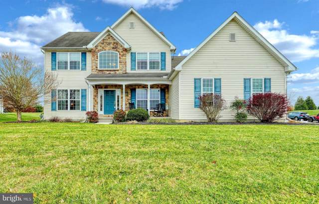 94 E Branch Drive, YORK, PA 17407 (#PAYK128788) :: The Heather Neidlinger Team With Berkshire Hathaway HomeServices Homesale Realty