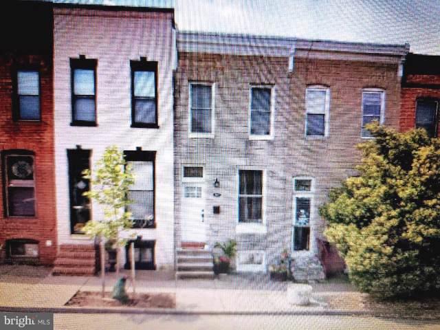2907 Dillon Street, BALTIMORE, MD 21224 (#MDBA492028) :: The Dailey Group