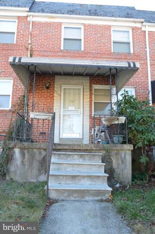 1120 Wedgewood Road, BALTIMORE, MD 21229 (#MDBA492034) :: The Vashist Group