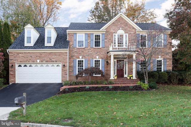 9709 Spanish Oak Court, FAIRFAX STATION, VA 22039 (#VAFX1100118) :: Bruce & Tanya and Associates