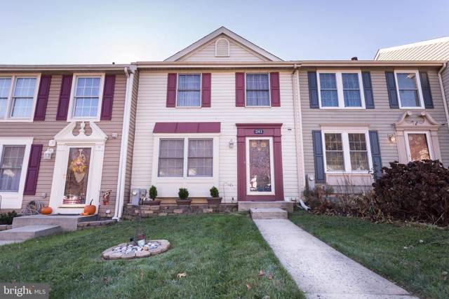 241 Maple Wreath Court, ABINGDON, MD 21009 (#MDHR241132) :: Advance Realty Bel Air, Inc