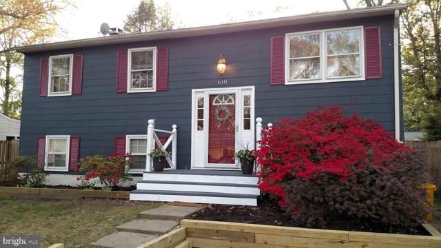 610 Park Road, SEVERNA PARK, MD 21146 (#MDAA419168) :: Bob Lucido Team of Keller Williams Integrity