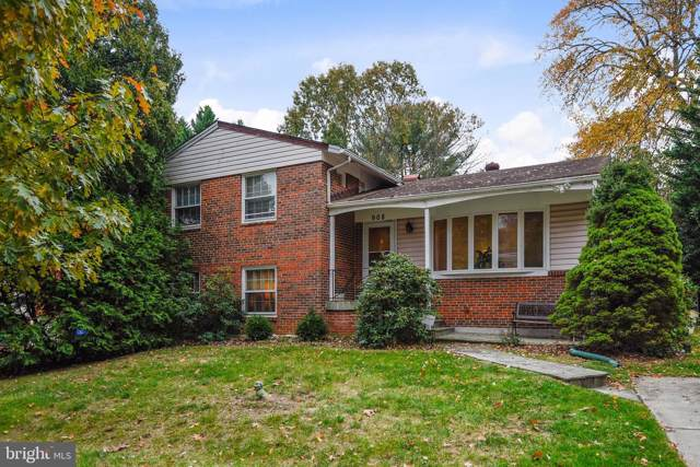 908 Caddington Avenue, SILVER SPRING, MD 20901 (#MDMC687560) :: The Licata Group/Keller Williams Realty