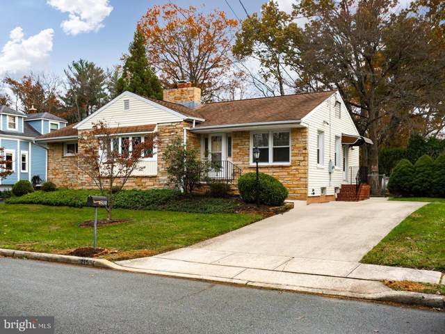 215 Berwyn Place, LAWRENCE TOWNSHIP, NJ 08648 (#NJME288530) :: Remax Preferred | Scott Kompa Group