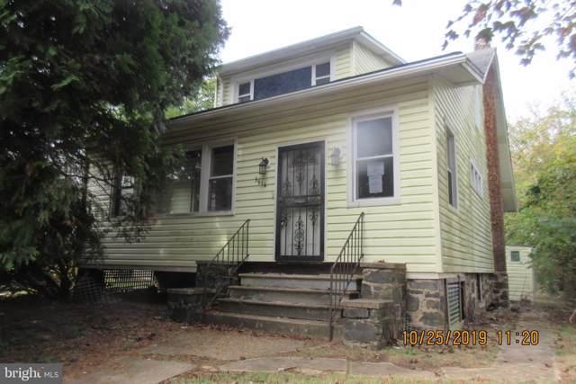 3616 Milford Avenue, BALTIMORE, MD 21207 (#MDBA492042) :: RE/MAX Plus