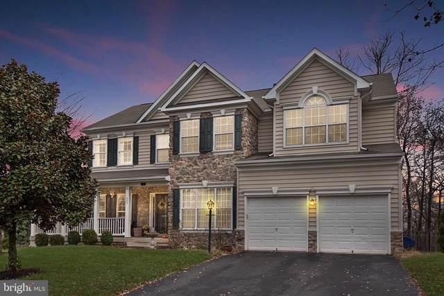 205 Autumn Wind Court, WARRENTON, VA 20186 (#VAFQ163168) :: Jacobs & Co. Real Estate