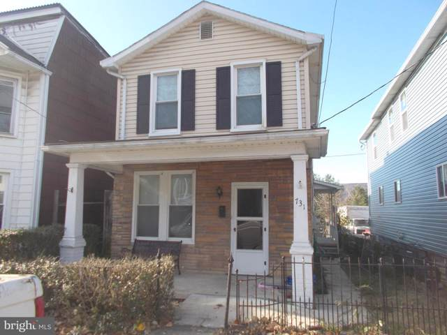 731 Maryland Avenue, CUMBERLAND, MD 21502 (#MDAL133228) :: The Licata Group/Keller Williams Realty